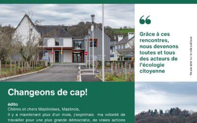 Mazères-Lezons, écologiste et citoyenne